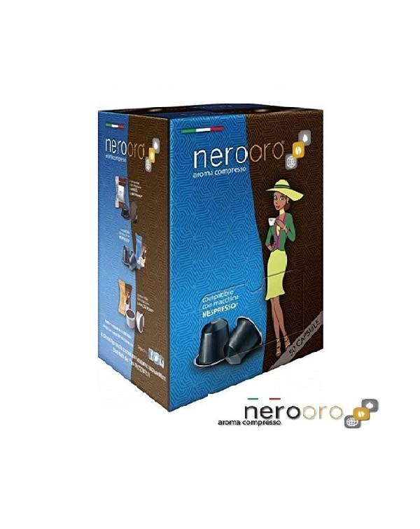 50 Nespresso Nerooro