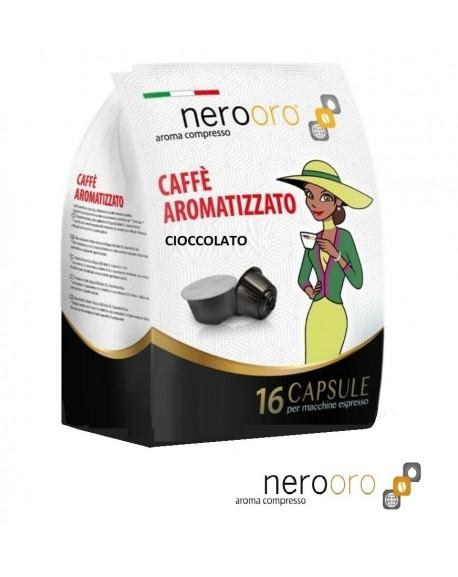 Capsule Caffè Nerooro Dolce Gusto* Miscela Cioccolato